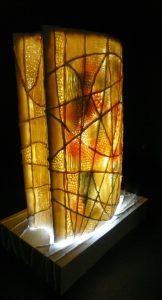 Lampada -Jean Claude David